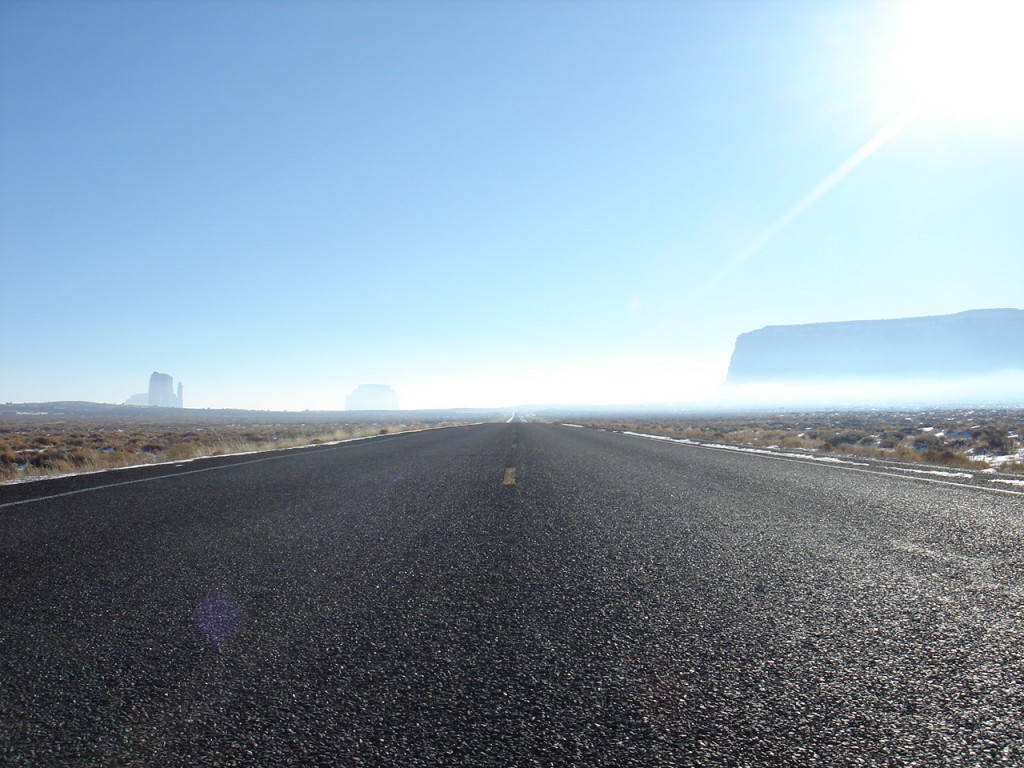 monunment-valley-road